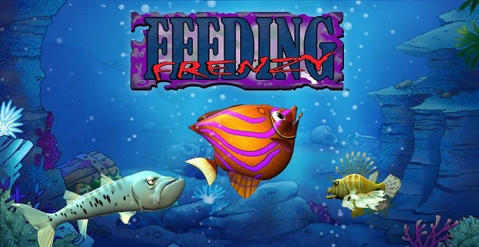 tai game feeding frenzy 3-5