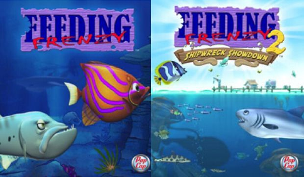 tai game feeding frenzy 3-7