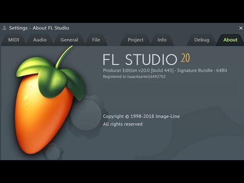 fl studio 20 full crack-7
