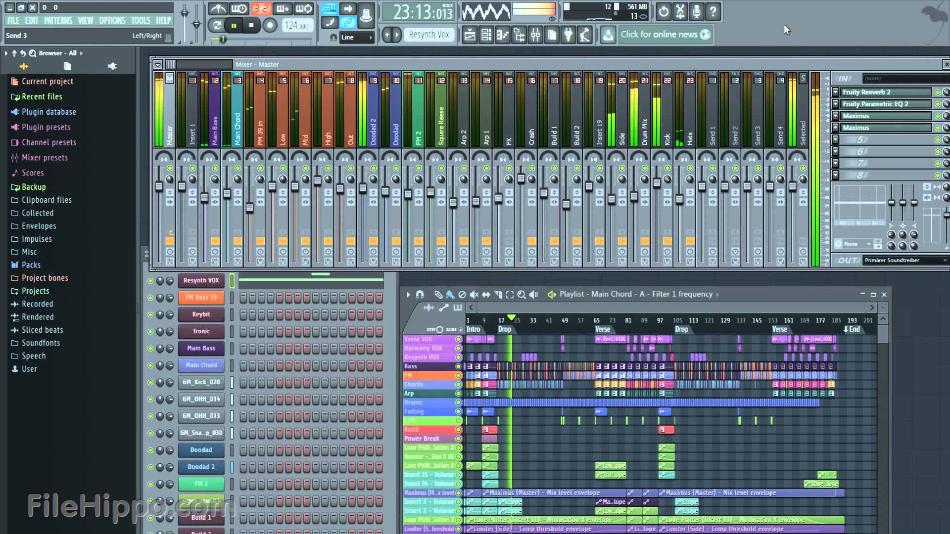 download fl studio full crack-8