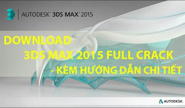 tải 3d max 2015 full crack-2