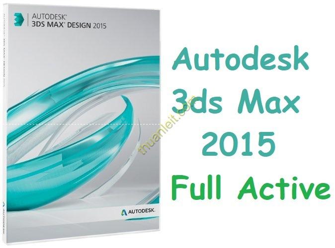 tải 3d max 2015 full crack-4