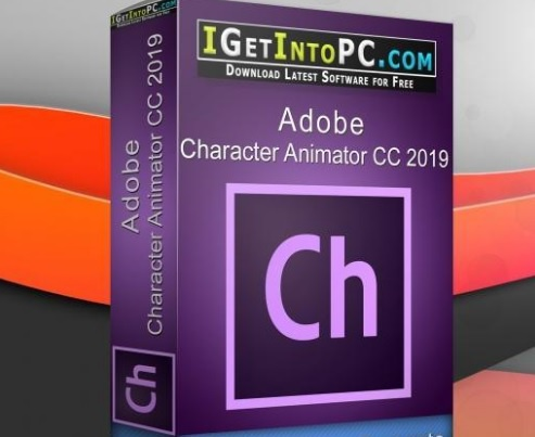 adobe character animator cc 2019-1
