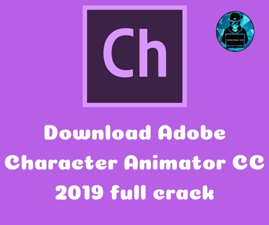 adobe character animator cc 2019-2