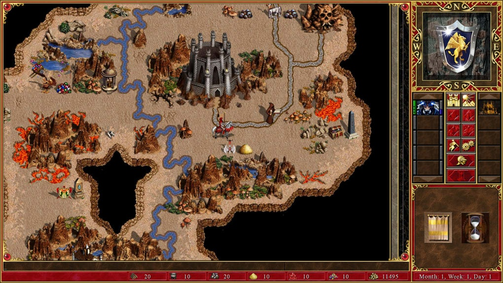 download heroes of might and magic 3-6