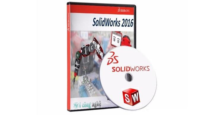 cách cài solidwork 2016-7