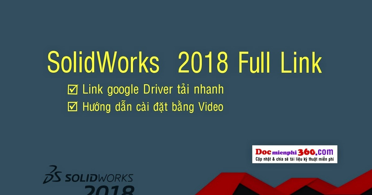 tải solidworks 2018 full crack-1