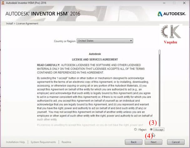 hướng dẫn cài inventor 2016-2