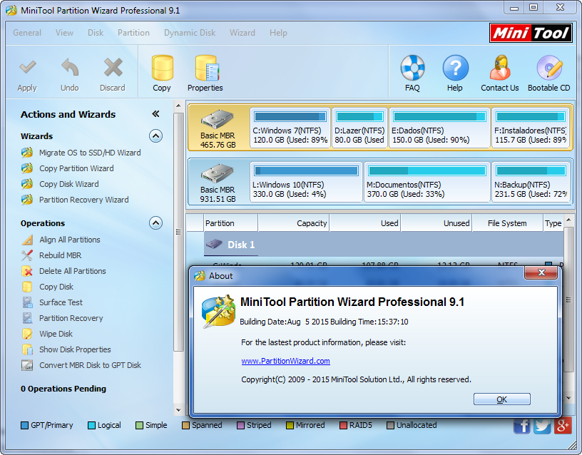 minitool partition wizard 11 full crack-9