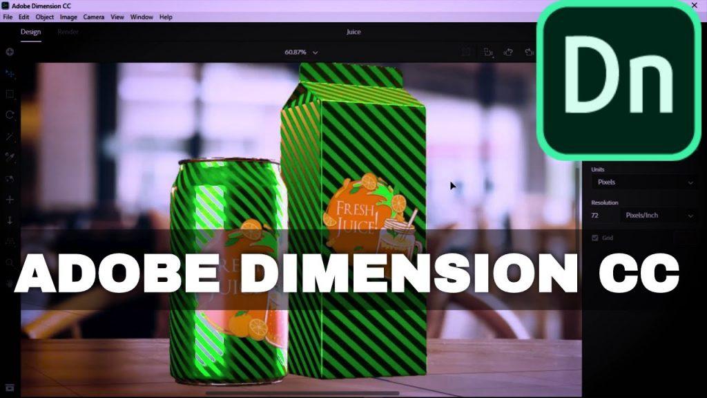 download adobe dimension full crack-2
