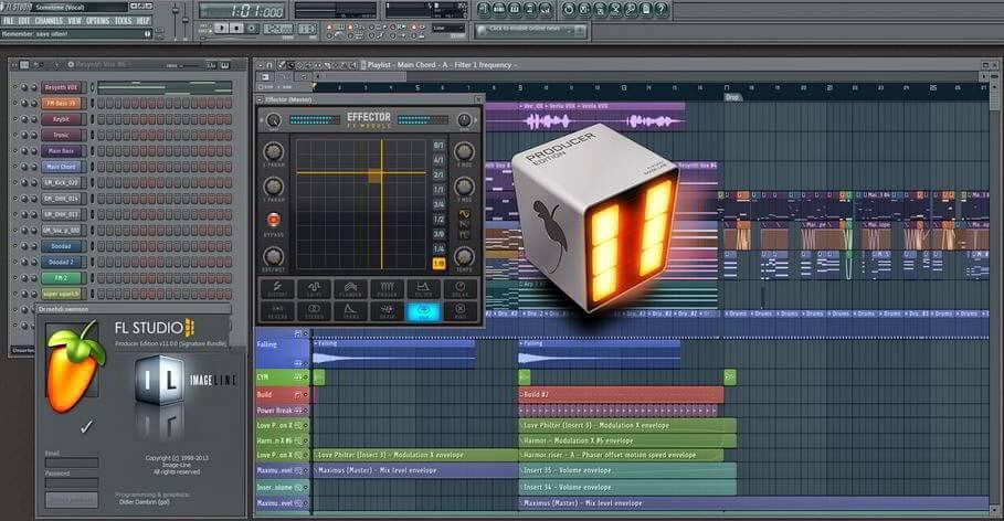 fl studio 12.4 full crack-8
