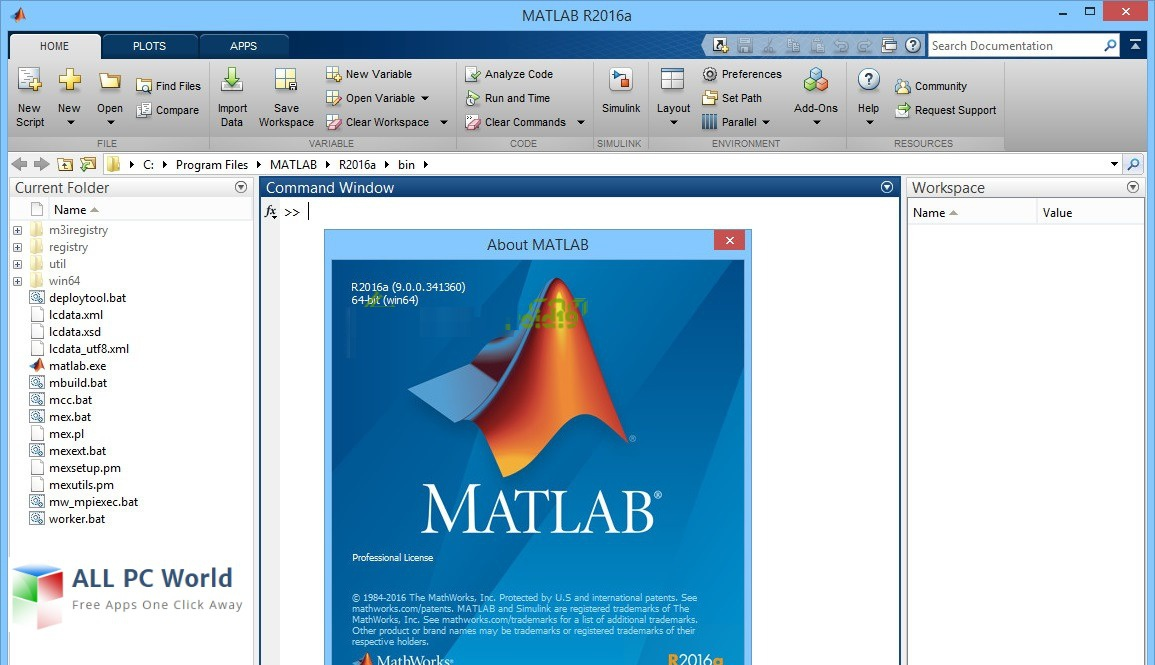 download matlab 2016-0