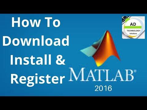 download matlab 2016-1