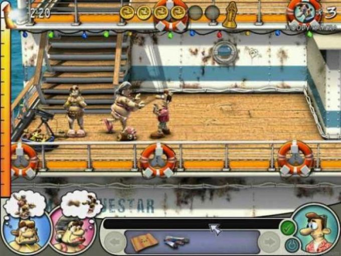 download game neighbours from hell 2-5