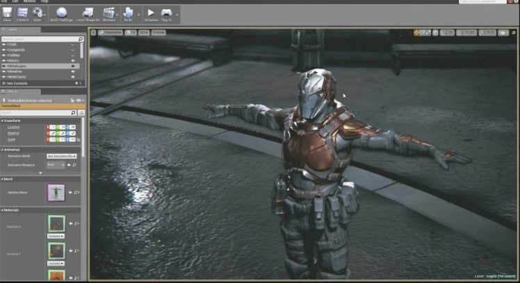unreal engine 4 full crack-0