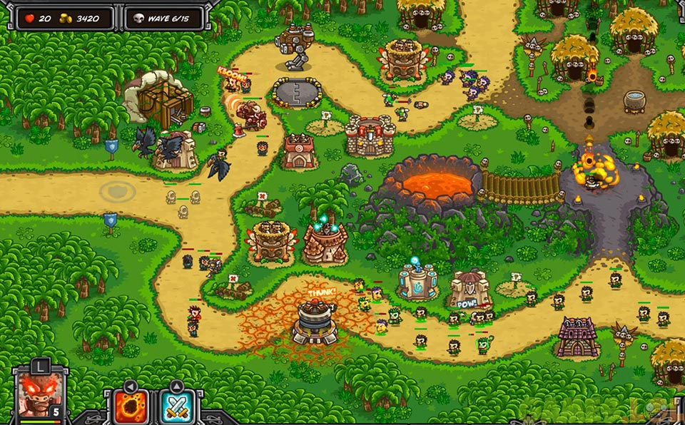 kingdom rush frontiers download pc-6
