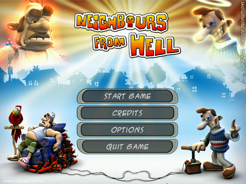 download game neighbours from hell 1-0