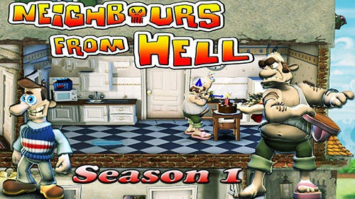 download game neighbours from hell 1-2