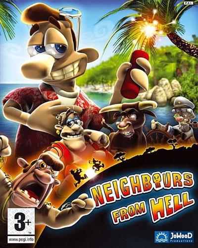 download game neighbours from hell 1-5