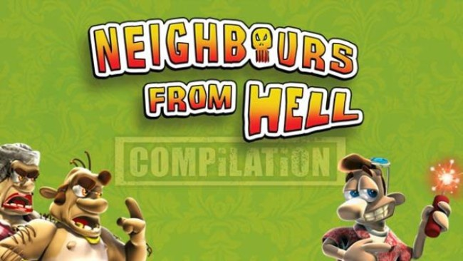 download game neighbours from hell 1-9