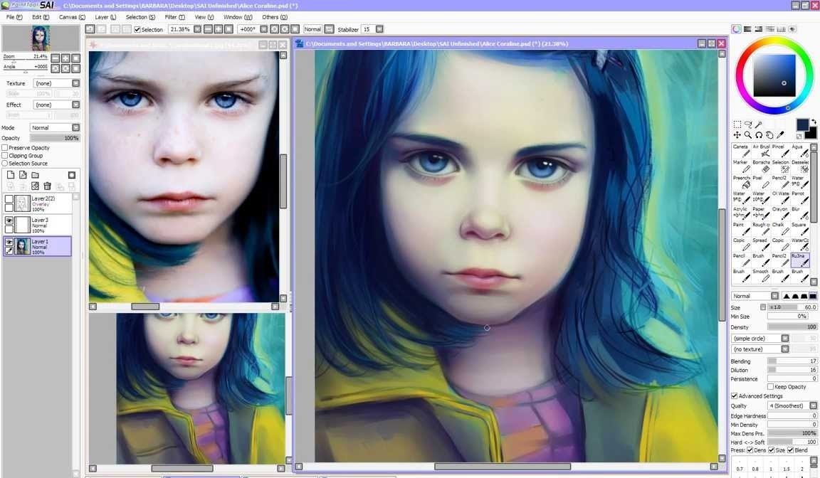 paint tool sai full crack 2019-0