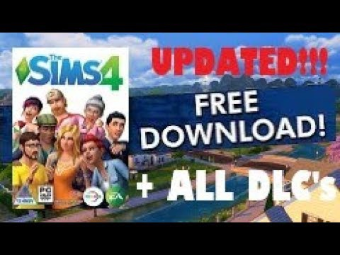 the sims 4 download full crack-4