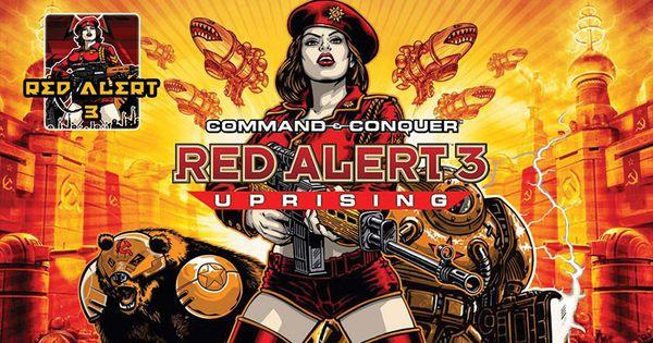 download red alert 3 uprising full crack-0