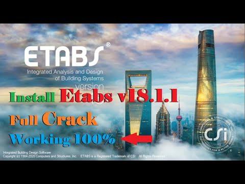 download etabs 2018 full crack-1