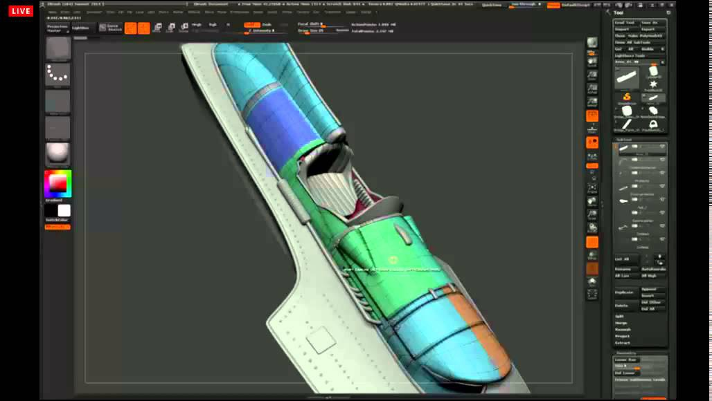 download zbrush 4r7 full crack-7