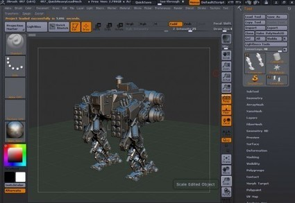 download zbrush 4r7 full crack-8