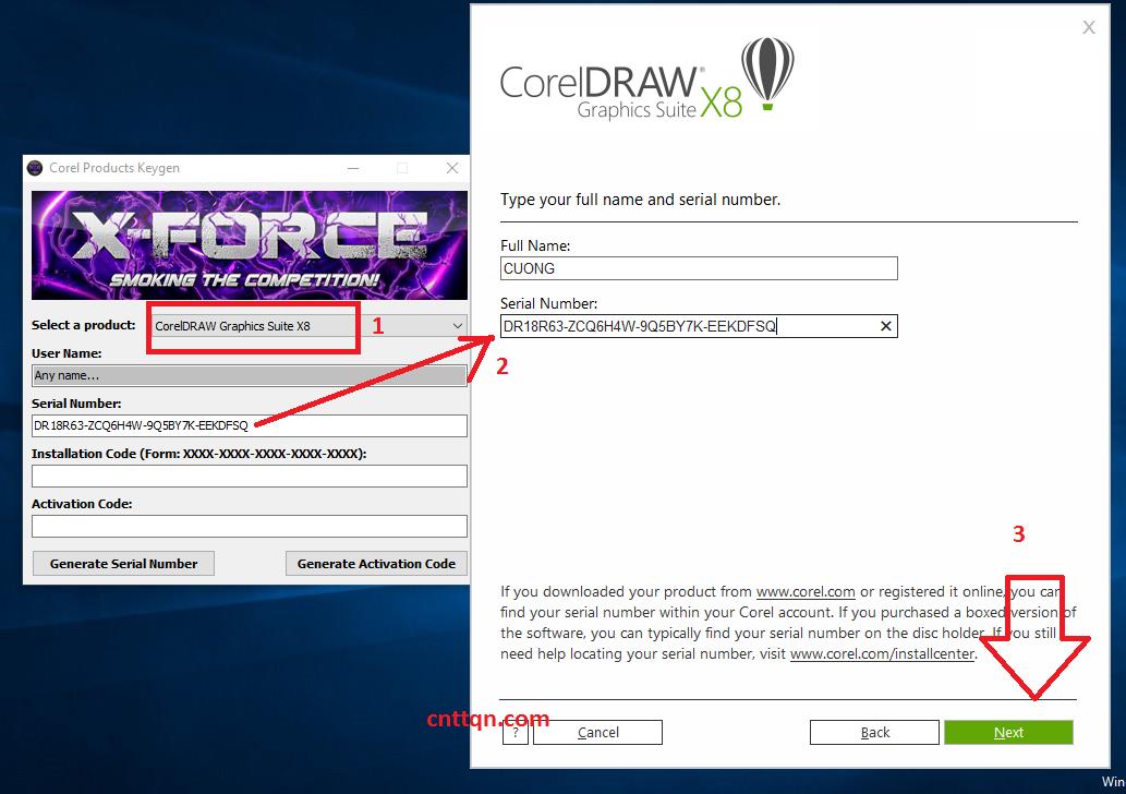 corel x8 64 bit full crack-3