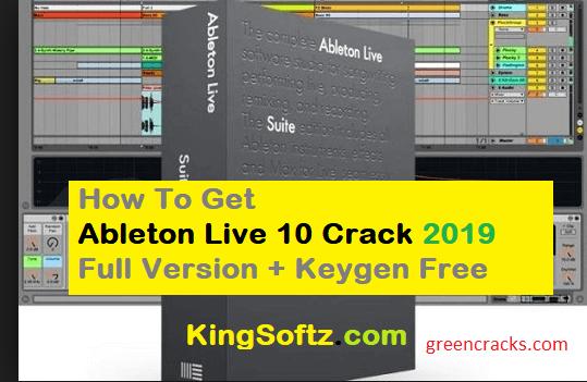ableton live 10 full crack-8
