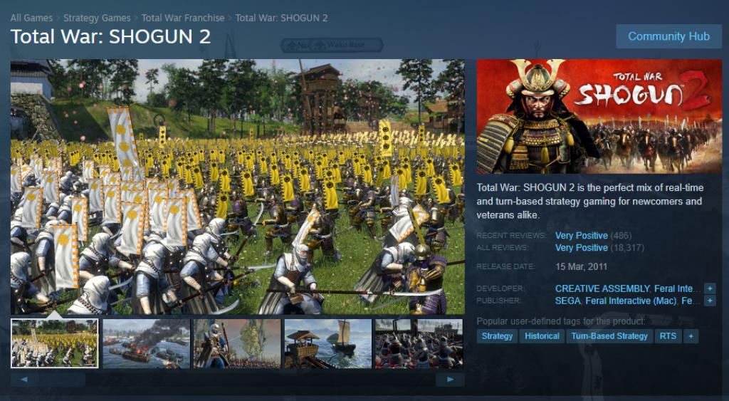 download total war shogun 2-6