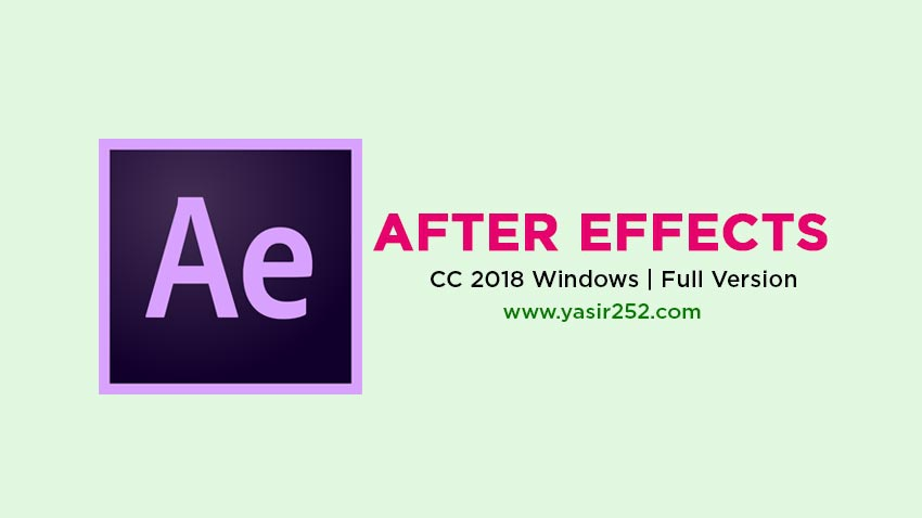 after effect cc 2018 full crack-1