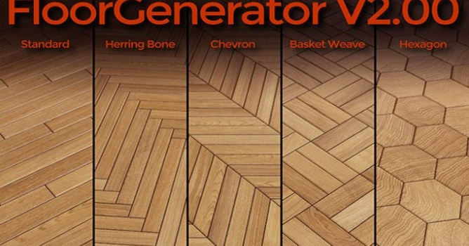 floor generator 3ds max 2018 free download-0
