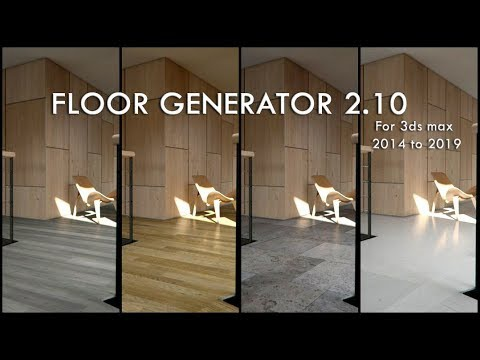 floor generator 3ds max 2018 free download-4