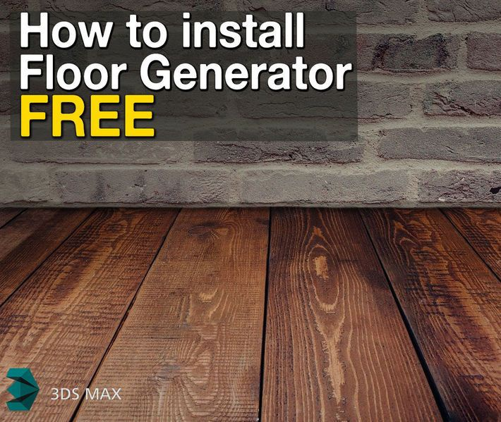 floor generator 3ds max 2018 free download-7