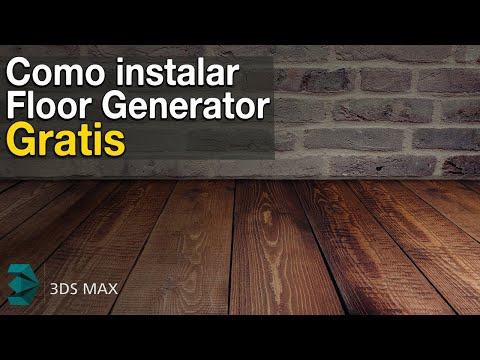 floor generator 3ds max 2017-9