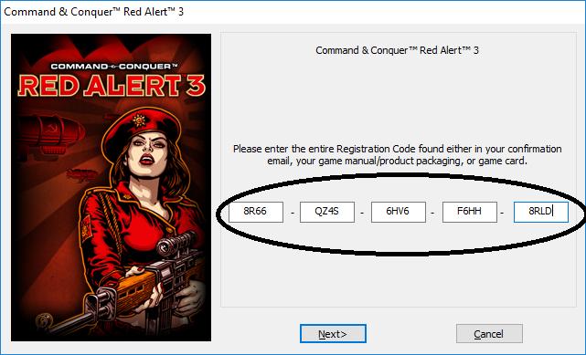 code red alert 3-6