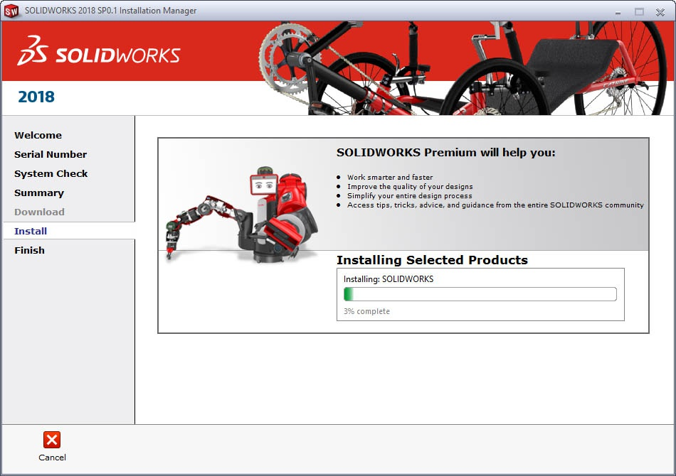 download solidworks 2018-1