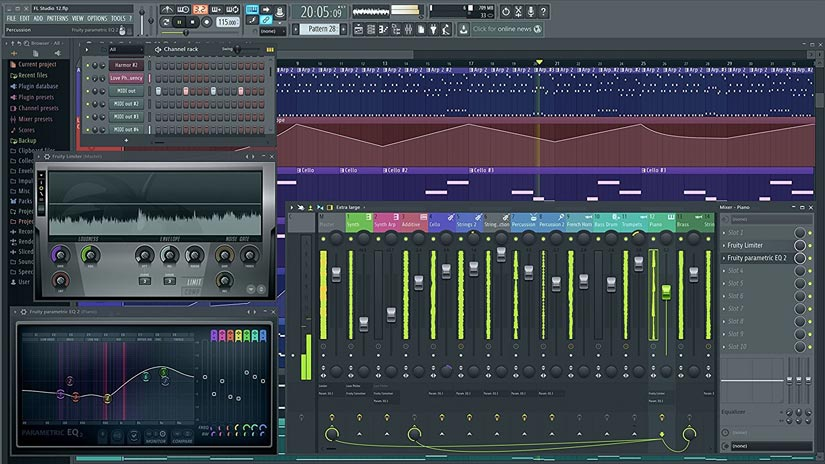 fl studio 12 full crack-0