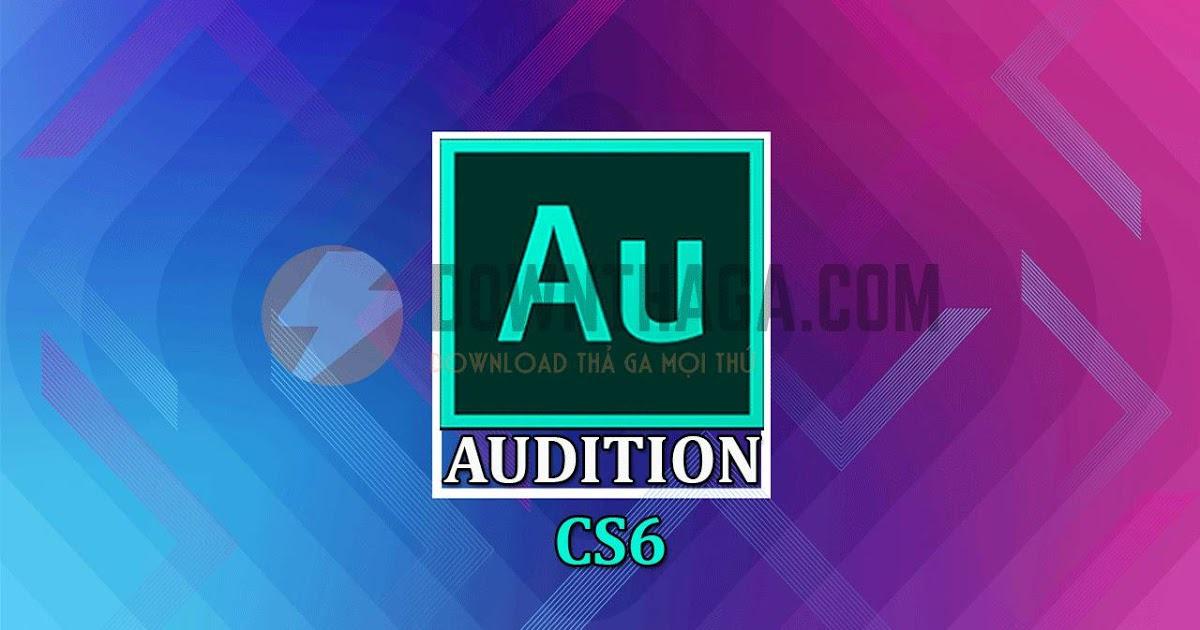 cài đặt adobe audition cs6-7