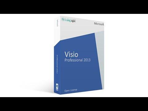 hướng dẫn crack visio 2013-0