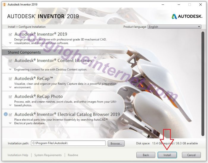 inventor 2019 full crack-1