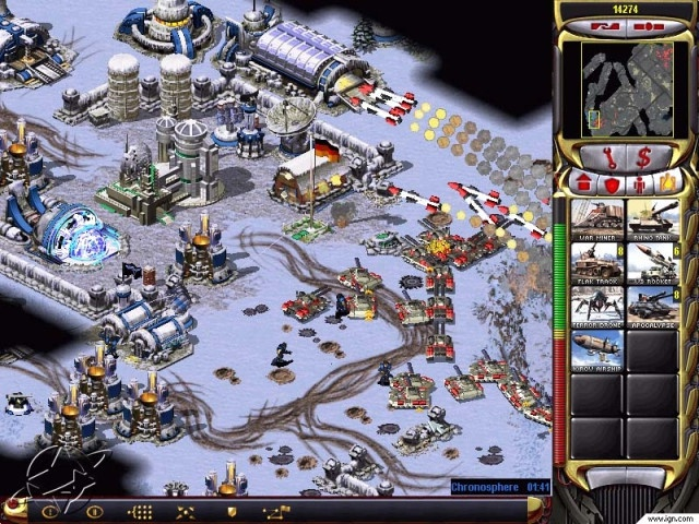 tải game red alert 2-5