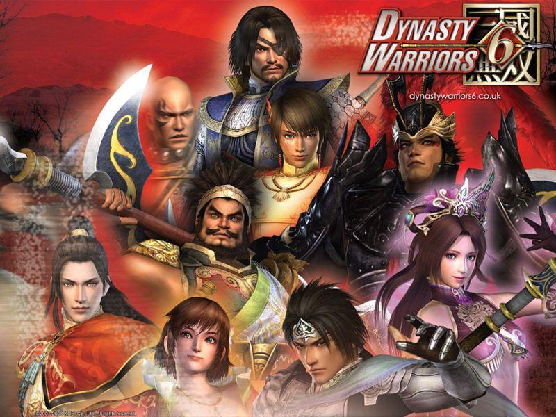 tải game dynasty warriors 6-1