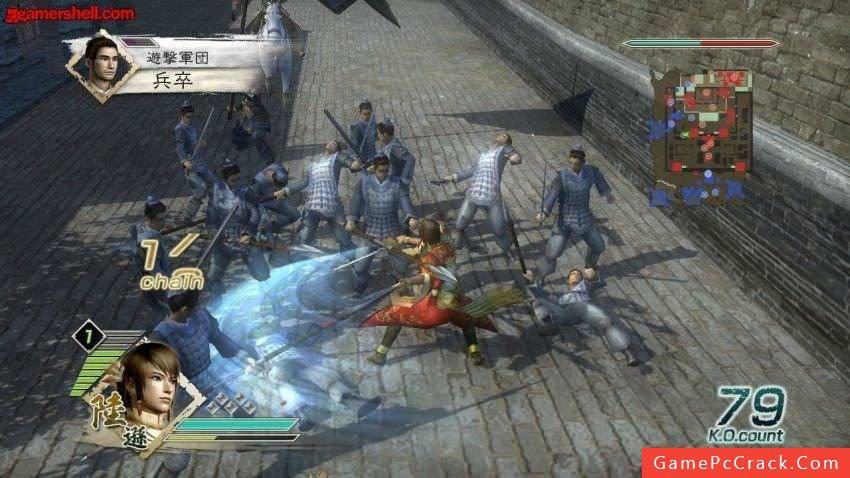 dynasty warriors 6 việt hóa-2