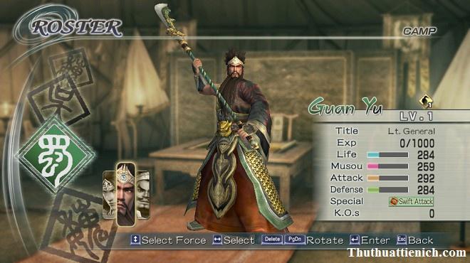 dynasty warriors 6 việt hóa-3