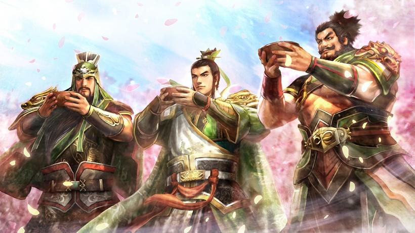 tải dynasty warriors 8-6