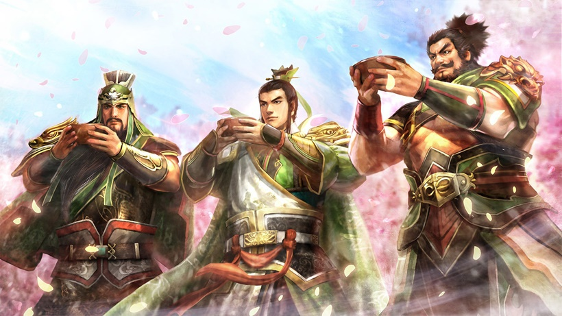 tai game dynasty warriors 8-8